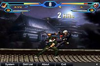 Play King Of Fighters Wing game