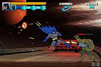 Play Batman The Brave And The Bold: Dynamic Double Team game