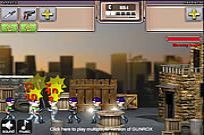 Play Gunrox - Gang Wars game