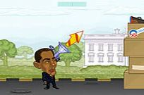Play Presidential Street Fight game