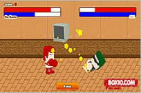 Play Tiny Rumble game