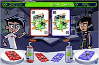 Play Danny Phantom: Dueling Decks game