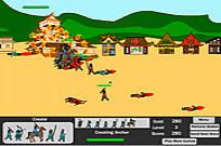 Play Samurai Defense game