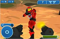 Play Flash Halo game