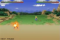 играя Dragon Ball Z игра