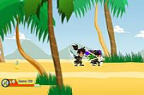Play Ben 10 - Ninja Spirit game
