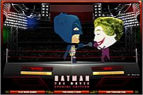 Play Batman Rock 'em Sock ' Em game