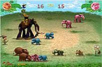 Play Khan Kluay - Kids War game