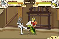 Play Hong Kong Phooey's Karate Challenge game