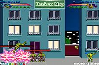Play Ninja Turtle Major Combat 2 game