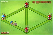 Play Hedgehog War game