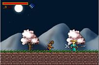 Play The Lone Ninja game