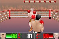 Play 2d Knock-out game