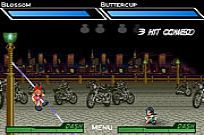 Play Powerpuff Girls Battle game