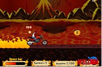 Play Burning Path game