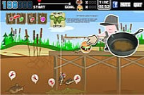 Play Cat Fish Fry v2 game
