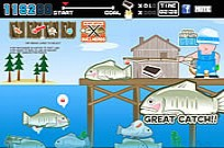 spielen Fish and Serve V2 Spiel
