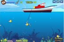Play Fish Deluxe game