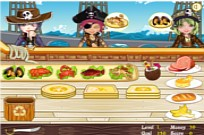 Play Pirate Seafood Restaurant game