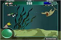 Play Sylvester Under The Sea game