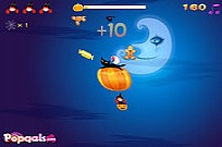 Play Halloween Fly High game