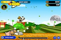 Play Flying Cookie Quest game