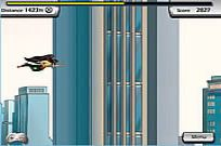 Play Justice League Training Academy - Hawkgirl game