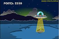 Spelen Alien Abduction spel
