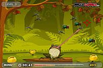 Play Hungry Frog game