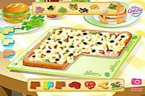 Play Pizza Squared game
