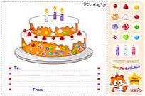 Play Birthday Cake game
