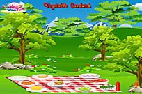 Play Vegetable Sandwich game