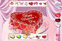 Play Valentine's Cake game