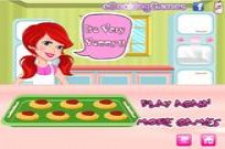 Play Peanut Butter & Jelly Cookies game