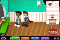 Play Hot Doggeria game