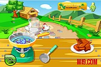 Play Cooking Chicken Soup game