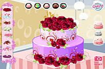 Play Frosted Fun Cake game
