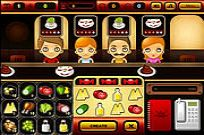 Play Salad Bar game
