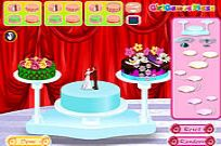 Play Wedding Cakes game