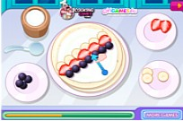 Play Breakfast Fruits Burrito game