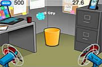 Play Office Hoops game