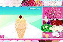 Play Decorate Ice Cream game
