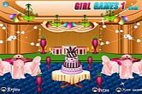 Play Decorating Wedding Hall game