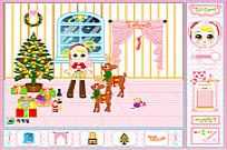 Play Christmas Party Decoration game