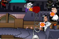 Play Batman Hits Joker game