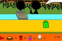 Play Burger Bar game