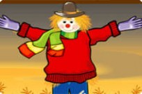 Play Build A Scarecrow game