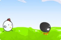Play Chicken And Chocolate game