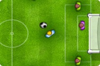 Play Elastic Soccer game