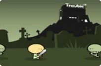 Play Trouble Fright Club game